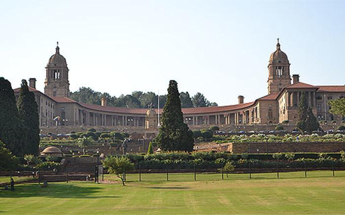 FILE: The Union Buildings in Pretoria. Picture: EWN.