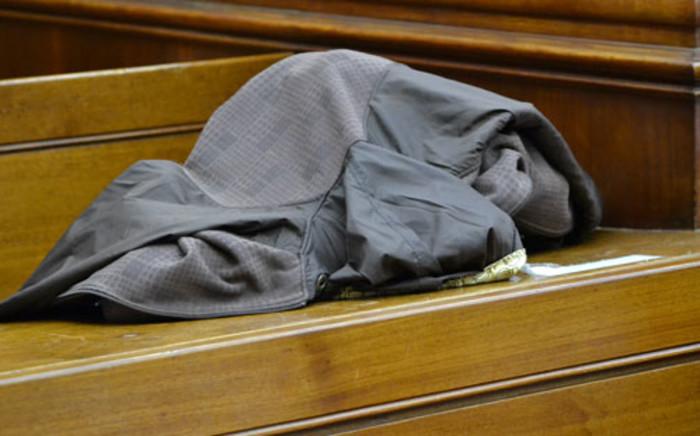 Anni Dewani murder accused Xolile Mngeni in the dock in the Western Cape High Court on 20 August 2012. Picture: Aletta Gardner/EWN