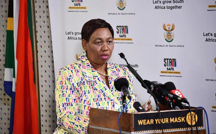Basic Education Minister Angie Motshekga. Picture: GCIS.