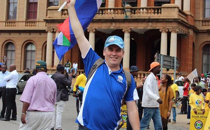 DA Limpopo leader candidate Jacques Smalle. Picture: Facebook.com