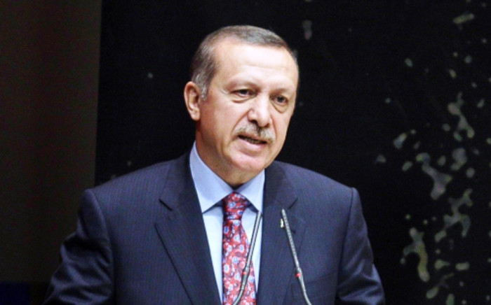 Turkish President Tayyip Erdogan. Picture: AFP.