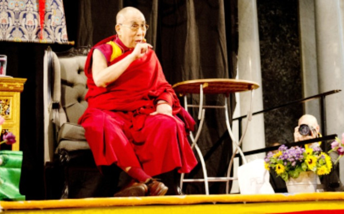 FILE: A debacle erupted around the apparent reluctance of South Africa's government to grant the Dalai Lama a visa to come to the country and attend the conference. Picture: AFP