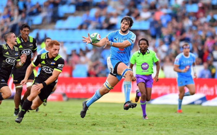 The Bulls are unchanged from the match against the Hurricanes which they won 21-19 Picture: Twitter/@BlueBullsRugby