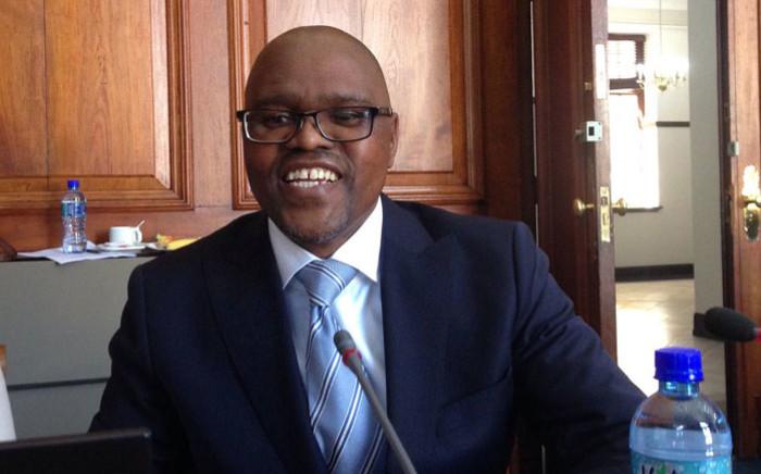 FILE: Treasury official Willie Mathebula. Picture: Gaye Davis/EWN