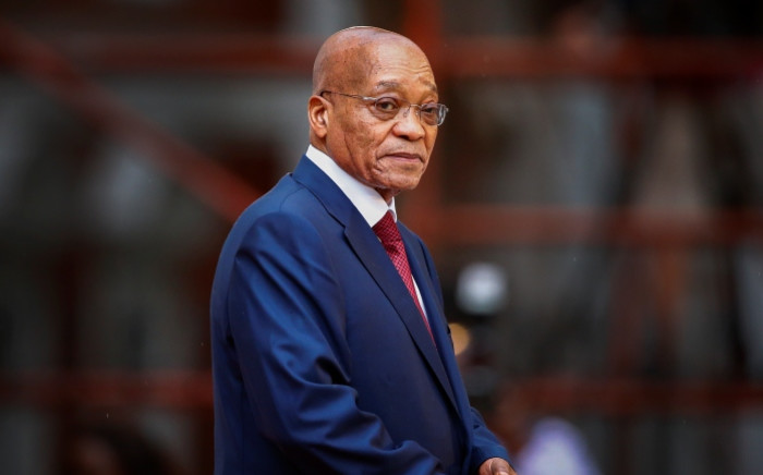 FILE: President Jacob Zuma. Picture: AFP.