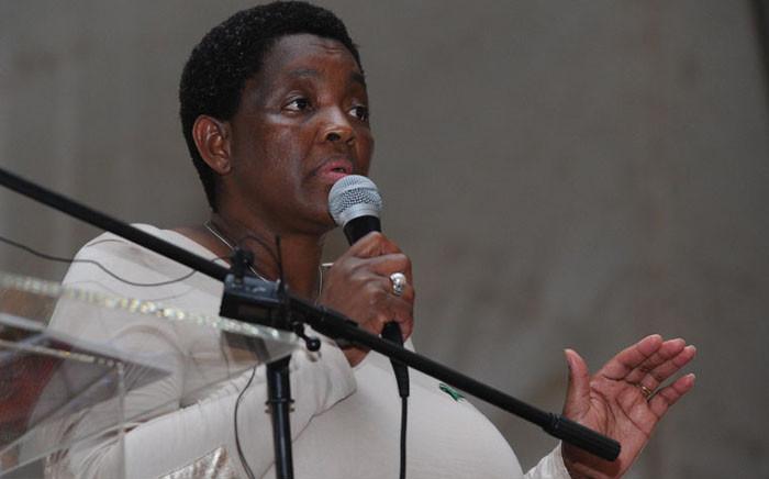 Social Development Minister Bathabile Dlamini. Picture: GCIS.