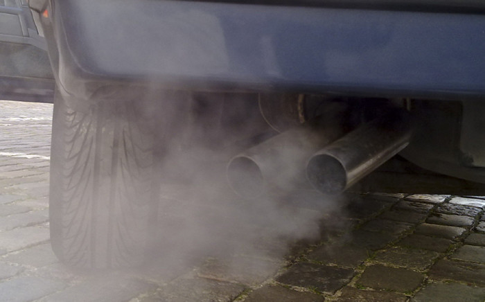 Car emissions. Picture: Wikipedia.