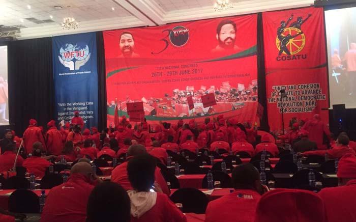 FILE: Trade union Nehawu. Picture: Clement Manyathela/EWN