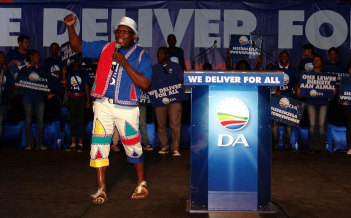 FILE: DA Western Cape Bonginkosi Madikizela. Picture: Democratic Alliance/ flickr.com