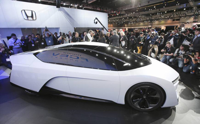 Asia's two autos powerhouses, Japan and China, are jostling for supremacy in how future electric cars should generate their power, from batteries or hydrogen-powered fuel-cells. Picture: Facebook.