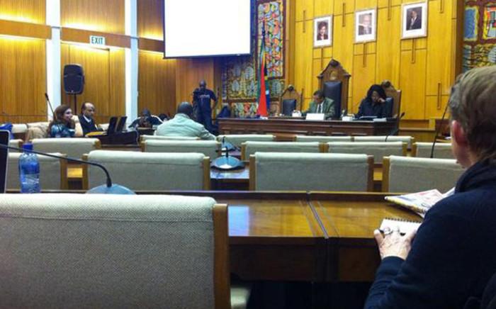 FILE: The Lwandle Inquiry. Picture: Siyabonga Sesant/EWN.