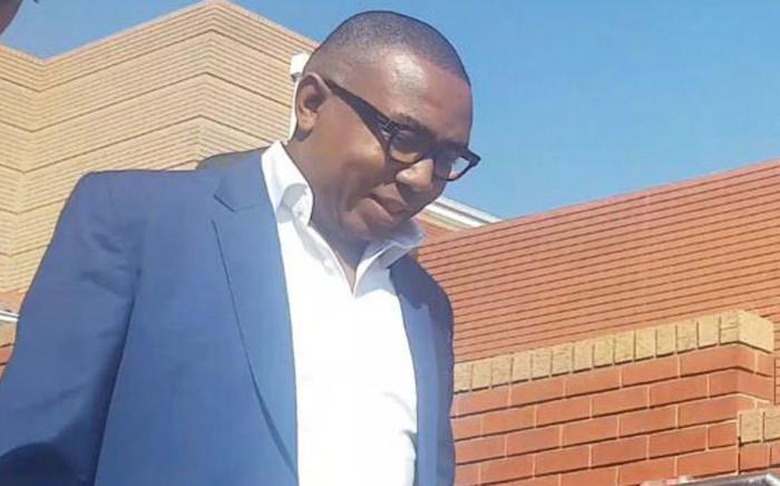 Former deputy Higher Education Minister Mduduzi Manana. Picture: Thando Kubheka/EWN