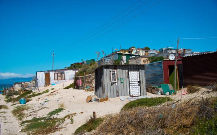 Informal dwellings put up in Khayelitsha. Picture: 123rf.com