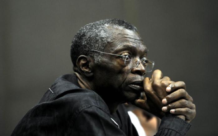 Justice Pius Langa. Picture: Werner Beukes/SAPA
