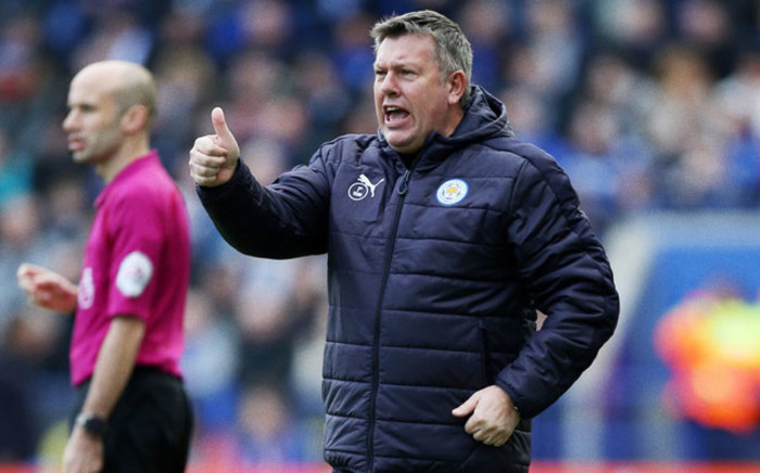 FILE: Leicester City manager Craig Shakespeare. Picture: @LCFC/Twitter