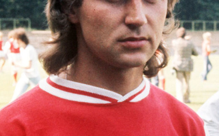 Picture taken in July, 1974 shows former German international football player Heinz Flohe from 1 FC Cologne. Flohe has died aged 65 after a long illness in his home town of Euskirchen, Germany on 15 June 2013. Picture: AFP