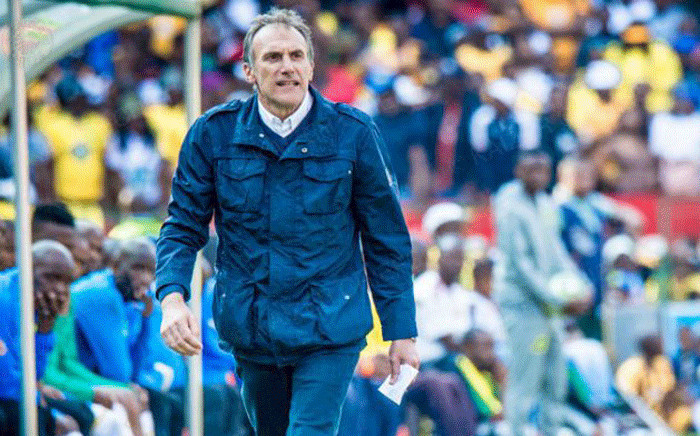 Former Kaizer Chiefs coach Giovanni Solinas. Picture: @KaizerChiefs/Twitter.