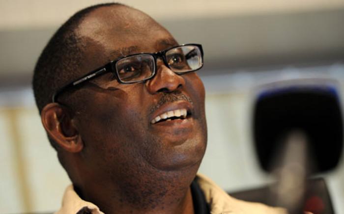 Congress of South African Trade Union (Cosatu) General-Secretary Zwelinzima Vavi. Picture: Eyewitness News.