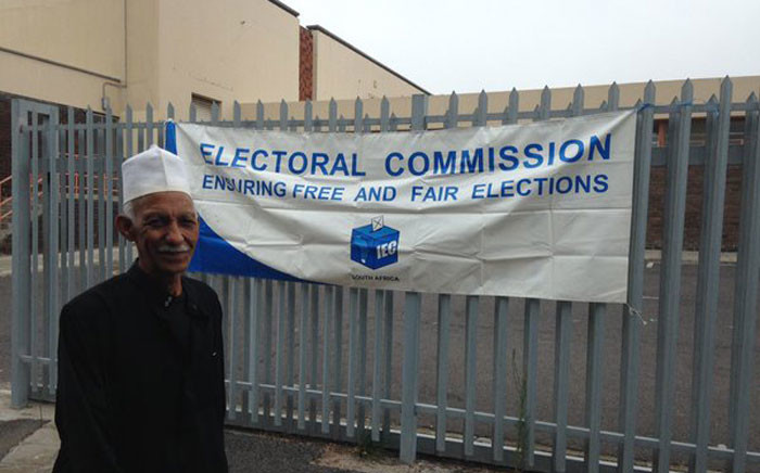 FILE: A voter in Cape Town. Picture: Lauren Isaacs/EWN