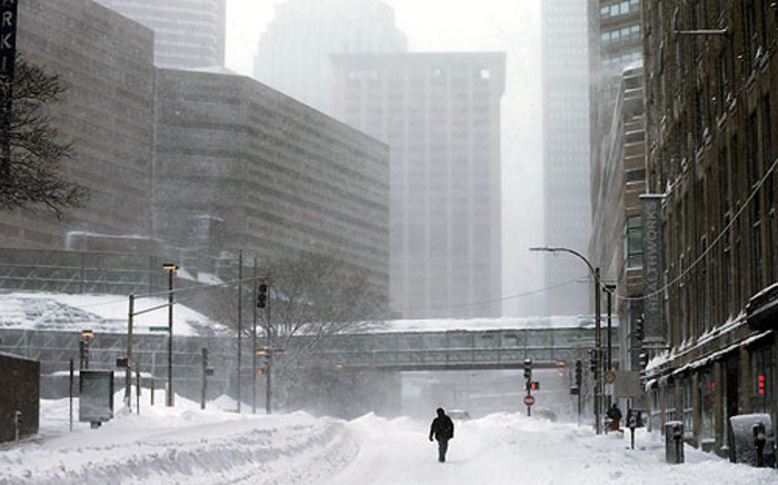 FILE: The coldest temperatures in two decades have caused at least four deaths so far. Picture: AFP