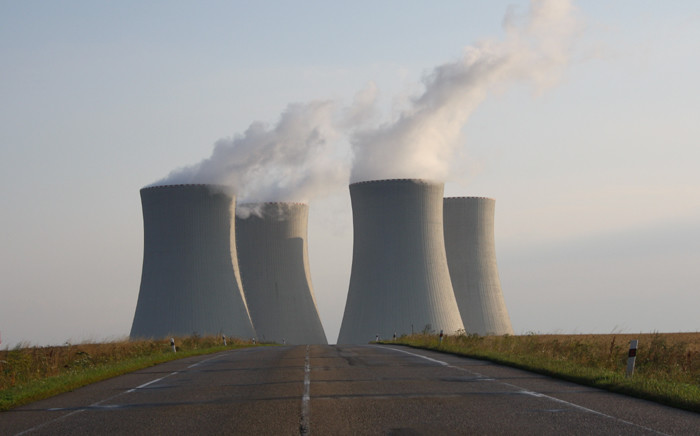 Nuclear power plant. Picture: Free Images.