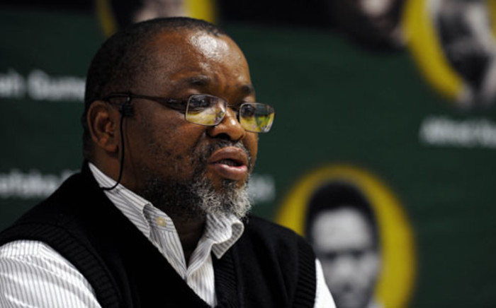 File: ANC Secretary General Gwede Mantashe. Picture: SAPA