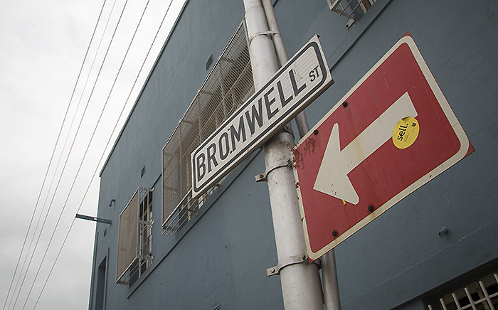 FILE: Bromwell Street in Woodstock. Picture: EWN.