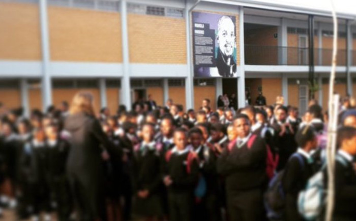 The Curtis Nkondo School of Specialisation is the first of 27 the Gauteng Department of Education (GDE) is reorganising into specialised facilities. Picture: Twitter