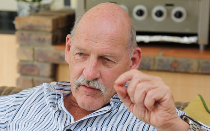 Clive Rice.  Picture: Christa Eybers/EWN