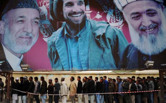 FILE: Ashraf Ghani will be named president under the deal reached on Saturday night. Picture: AF