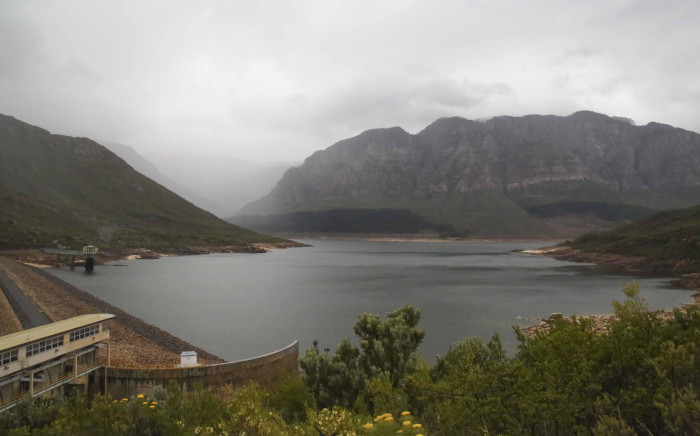 FILE: The Wemmershoek dam was last full in the year 2014. Picture: Cindy Archillies/EWN