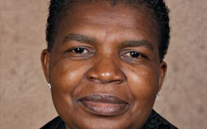 Minister Dina Pule. Picture: GCIS