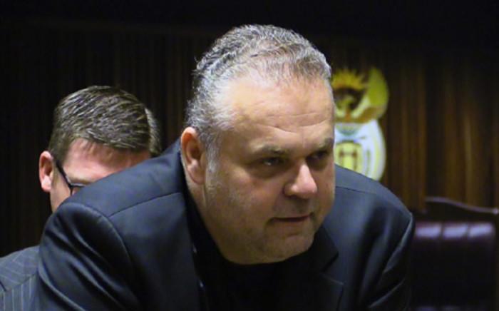 FILE: Czech fugitive Radovan Krejcir. Picture: Christa Eybers/EWN.