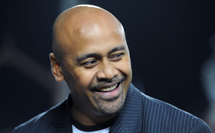 Former New Zealand All Blacks player Johan Lomu. Picture: AFP.