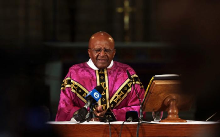 FILE. The Jewish Board of Deputies has expressed shock at article comparing Archbishop Desmond Tutu to Hitler. Picture: SAPA