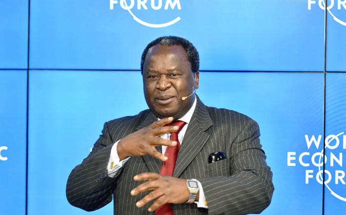 FILE: Finance Minister Tito Mboweni. Picture: GCIS.