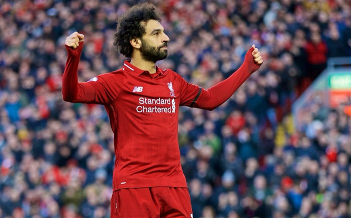 Mohamed Salah. Picture: @LiverpoolFC/Twitter.