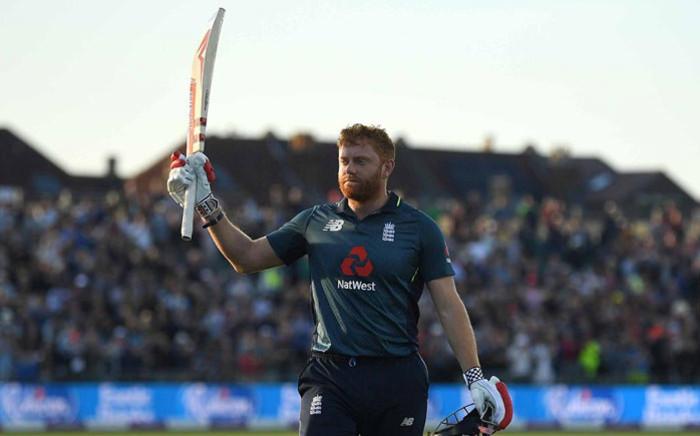 England batsman Jonny Bairstow. Picture: @englandcricket/Twitter