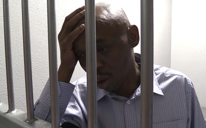 Convicted killer Donald Sebolai sentenced to 20 years. Picture: Mia Lindeque/EWN