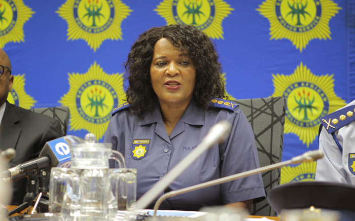 Western Cape Police Commissioner Lieutenant-General Yolisa Matakata. Picture: @SAPoliceService/Twitter