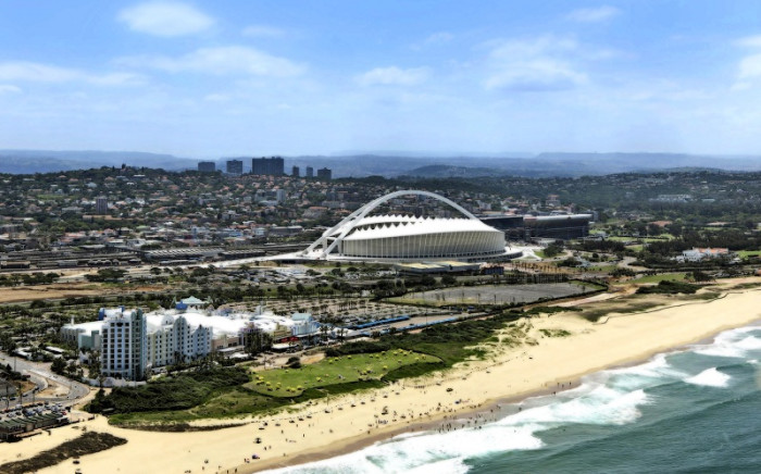 The Moses Mabhida Stadium in Durban. Picture: Supplied