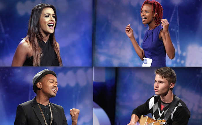 'Idols SA' hopefuls who currently hold Golden Tickets just may not make it to Hell Week. Picture: Supplied.