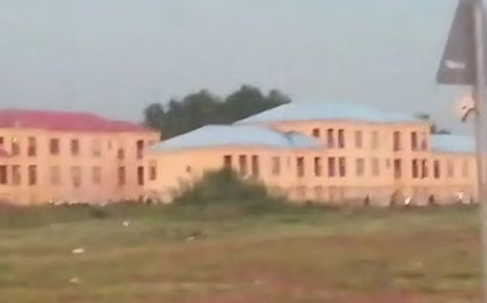 FILE: A video screengrab shows the new built hostels in Mamelodi. Picture: EWN.