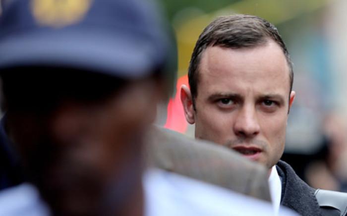 FILE: Oscar Pistorius at the High Court in Pretoria in March 2014. Picture: EWN.