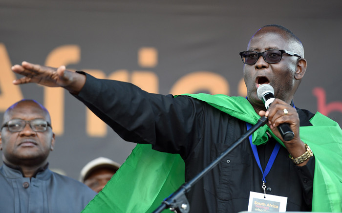 FILE: Vavi says it's clear to him that the members at next week's conference will either be too scared of the current leadership, or too beholden to them, to vote him back into office. Picture: GCIS.