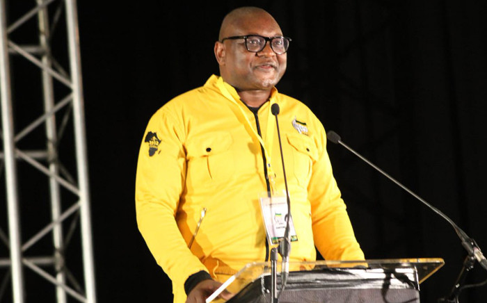 FILE: ANC Gauteng chairperson and Premier David Makhura has agreed to replace one male member of his provincial cabinet on Friday 11 October 2019  in compliance with the ANC's gender policy. Picture: @GautengANC/Twitter.