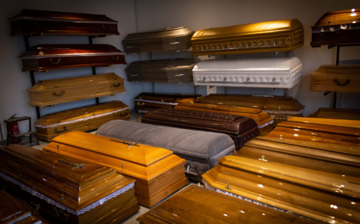 FILE: The National Funeral Practitioners Association of South Africa said the increasing number of cases and deaths have put the industry in jeopardy. Picture: 123rf.com