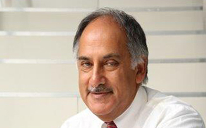 Banking Association of South Africa's Cas Coovadia. Picture: www.basa.org.za