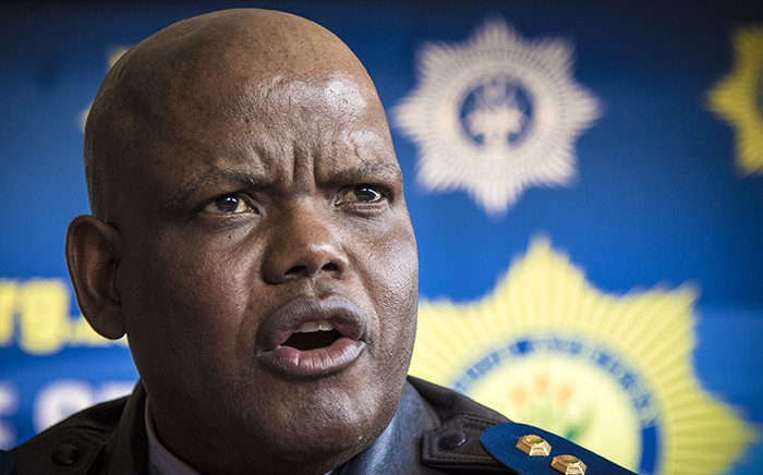 Acting National Police Commissioner Kgomotso Phahlane. Picture: Thomas Holder/EWN.