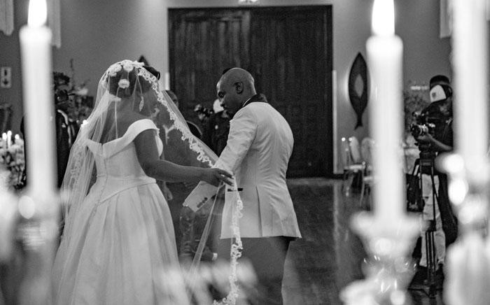 KFC lovebirds Nonhlanhla Soldaat and Hector Mkansi. Picture: EWN